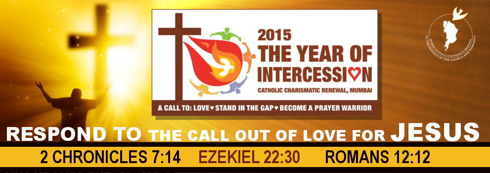 Year of Intercession 2015