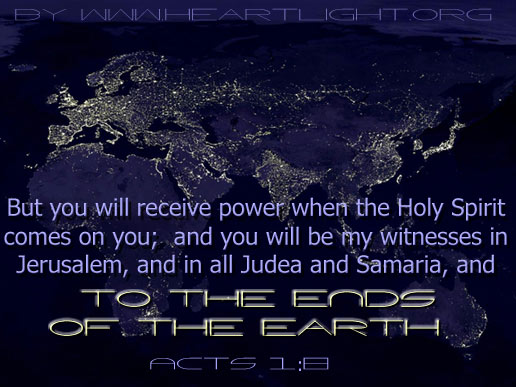 When the day of Pentecost came...all were filled with Holy Spirit......
