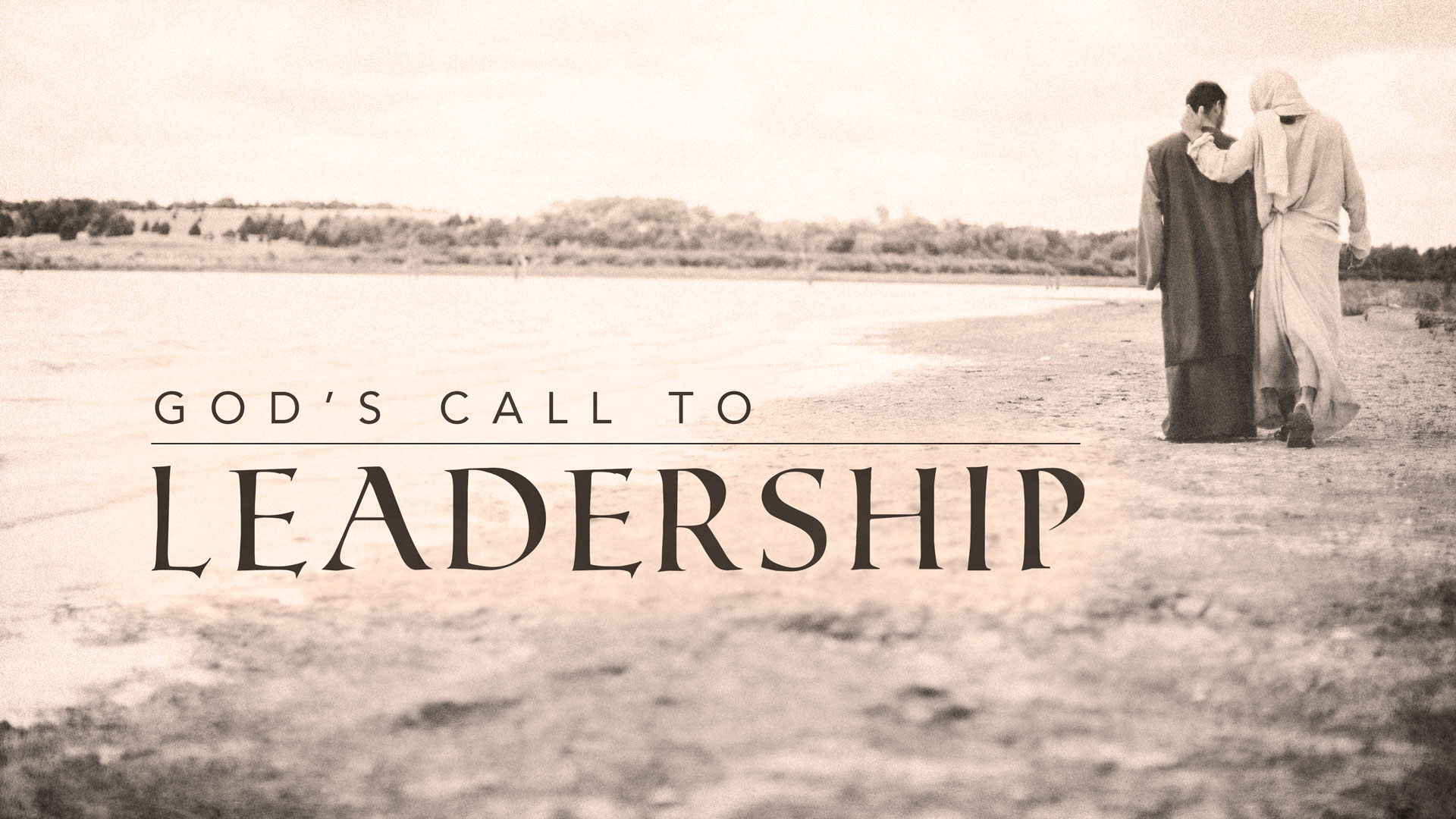 CALL TO LEADERSHIP